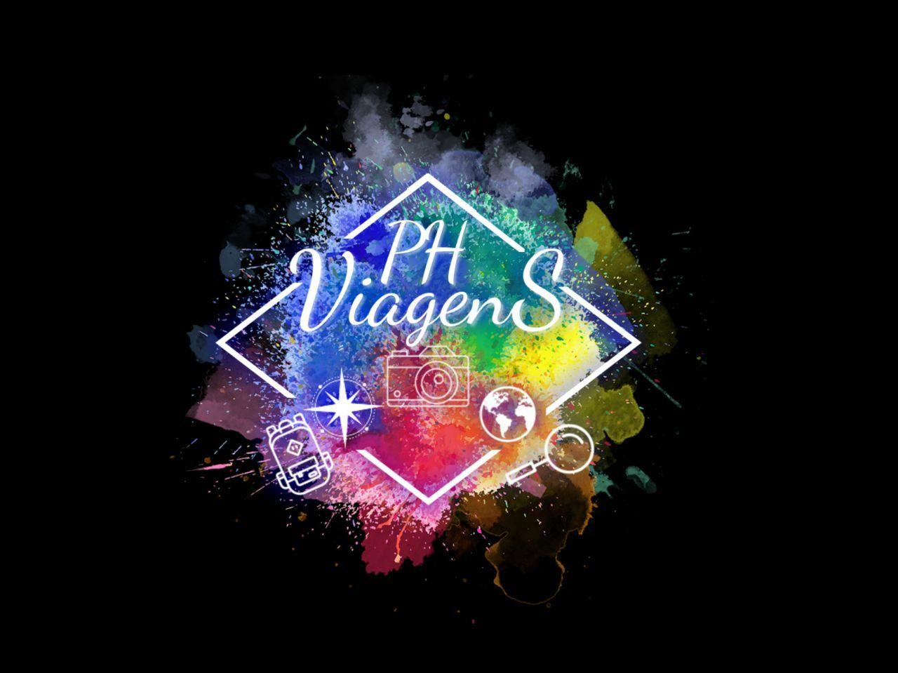PH VIAGENS logo