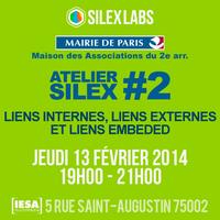 Master Class Silex - Atelier #2 : Liens internes...