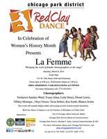 La Femme | a female choreographers showcase