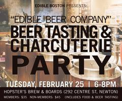 Beer Tasting and Charcuterie Party at Hopster's Brew &...