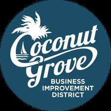 Coconut Grove Business Improvement District  logo