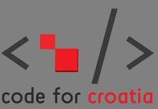 Code for Croatia - Programiraj za Hrvatsku logo