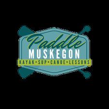 Paddle Muskegon logo