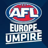 AFL Europe Umpires logo