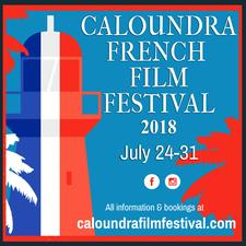Caloundra Film Festival presents Caloundra French Film Festival logo