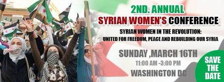 Syrian Women in the Revolution: United for Freedom,...