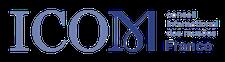 Muséum d'histoire naturelle & ICOM France logo