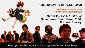 Semaphore Film Series - Kiki's Delivery Service