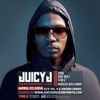 JUICY J - LIVE