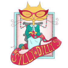 Silly Dilly's at The Enchanted Spot logo