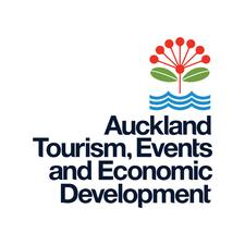 Auckland Tourism, Events and Economic Development logo