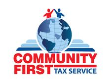 Community First Tax Service logo