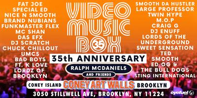 Video Music Box 35th Anniversary