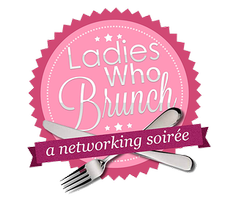 Ladies Who Brunch: Atlanta logo