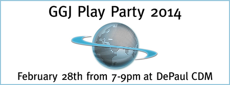 GGJ Play Party 2014