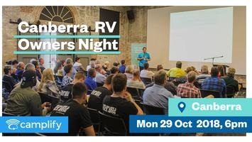 RV Owners Information Night - Canberra
