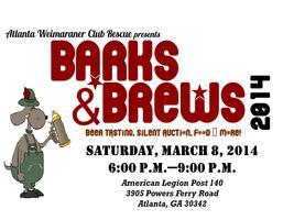 Barks & Brews 2014
