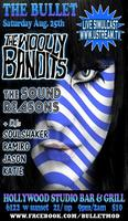 The Bullet Saturday w/ The Woolly Bandits & The Sound...