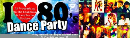 Legwarmers for Life: An 80s Dance Party & Charity...