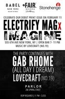 Electrify Mag & BABËL Present Gab Rhome and Lovecraft
