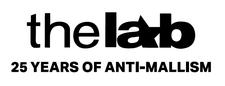The LAB 25 Years of Anti-Mallism logo