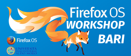 Firefox OS Workshop Bari