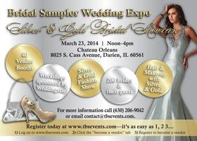 TBS Wedding Expo - Silver & Gold