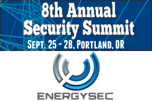 8th Annual EnergySec Security Summit