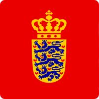 Kgl. Daenische Botschaft logo