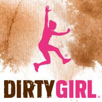 Dirty Girl 5K Mud Run - Sacramento - 3/22/2014