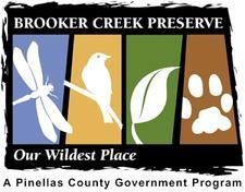 School Programs @ Brooker Creek Preserve Environmental Education Center - Pinellas County Extension logo