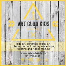 Art Club Kids logo