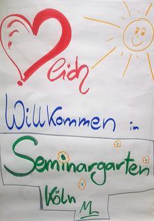 Seminargarten Köln logo