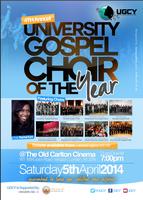 UGCY 2014 - University Gospel Choir of the Year...