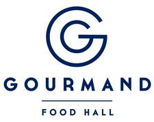 Gourmand Food Hall logo