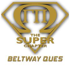 Gamma Pi, The Super Chapter [Beltway Ques] logo