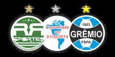 ESCOLA OFICIAL DO GRÊMIO FBPA - UNIDADE IMPERATRIZ/MA logo