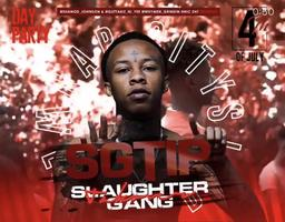 SLAUGHTER GANG TAKEOVER 4th of July RCW Magic City
