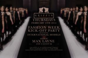 GRIFFIN FASHION WEEK EVENT