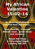 My African Valentine