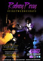 #FirstWednesdays with Rodney Perry