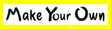 M.Y.O ('Make Your Own') @ re-creation (Borough) logo