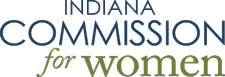 Indiana Commission for Women logo
