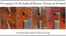 The Newspaper and Periodical History Forum of Ireland logo