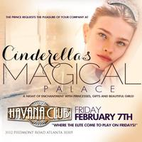 Cinderella's Magical Palace: Friday February 7 at...
