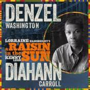 A Raisin in the Sun starring Denzel Washington, NYC...