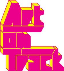 Art on Track logo