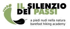 Il silenzio dei passi - Barefoot Hiking Academy logo