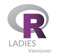 RLadies Vancouver logo