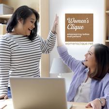 Women's Clique logo